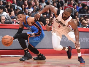 Oklahoma City Thunder v LA Clippers